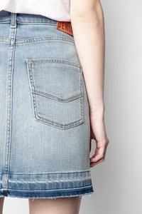Jupe Juicy Denim Bleu