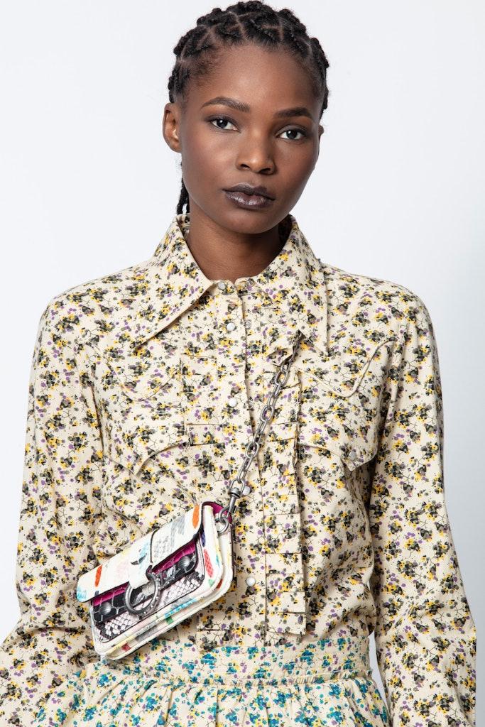 Hemd Trissy mit verschiedenen Prints