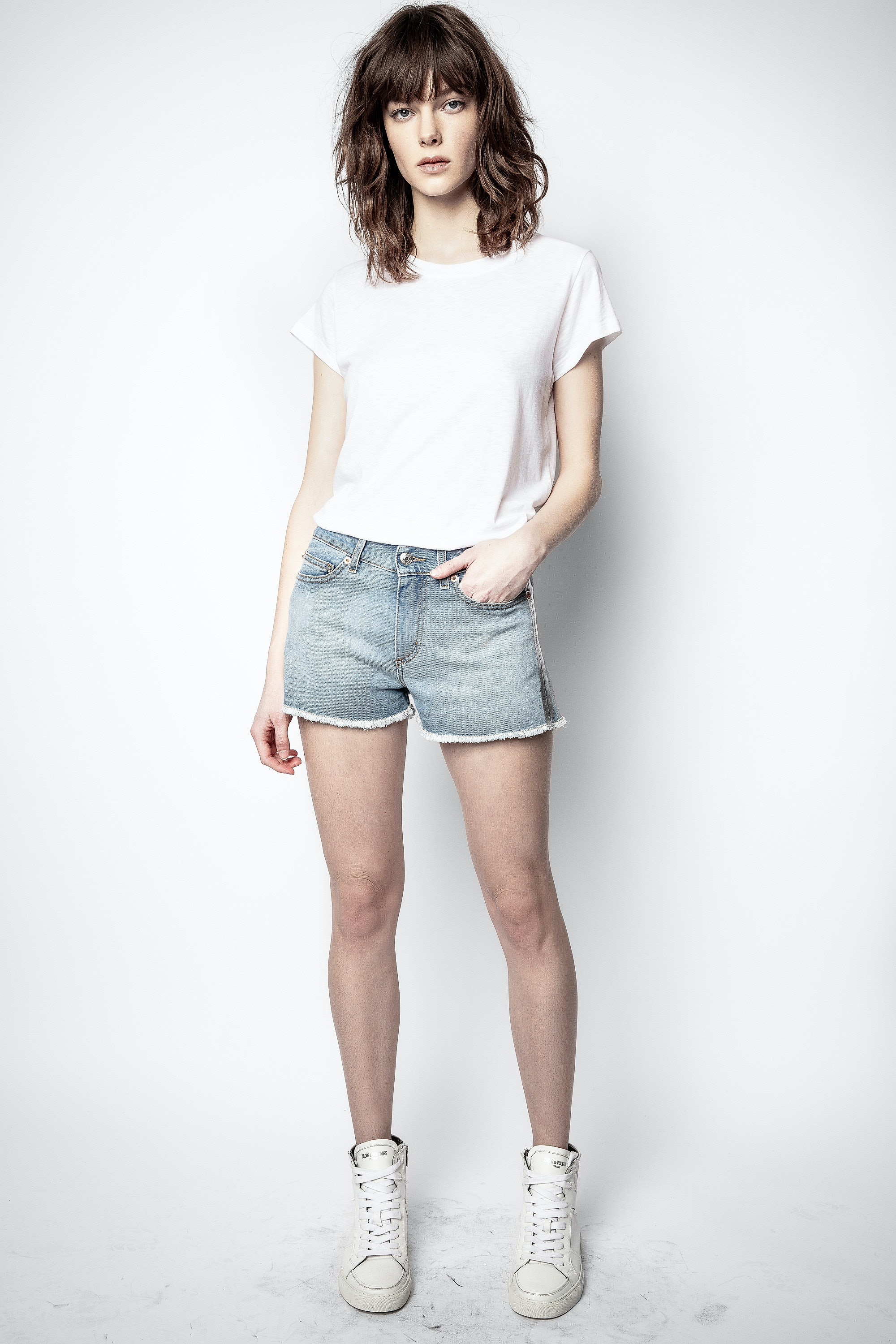 Short Storm Denim