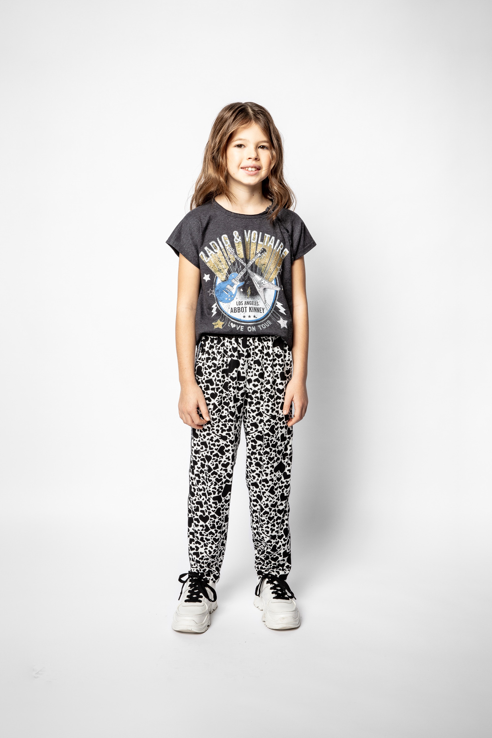 Child's Paris pants