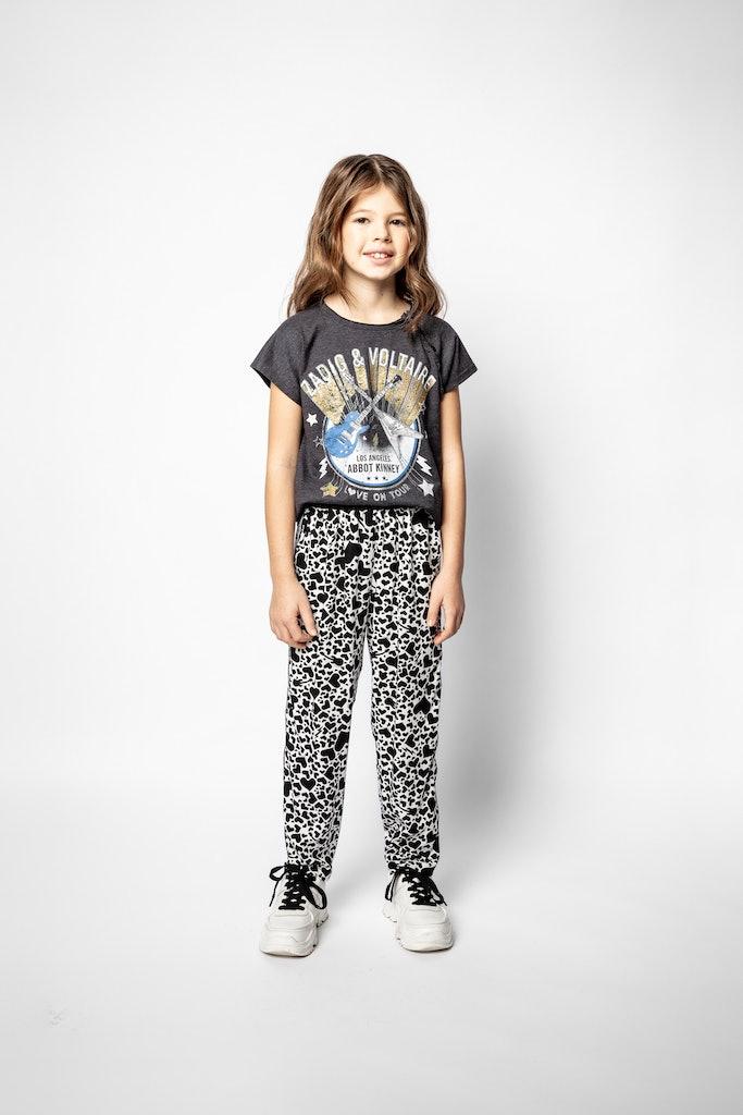 Child's Paris pants