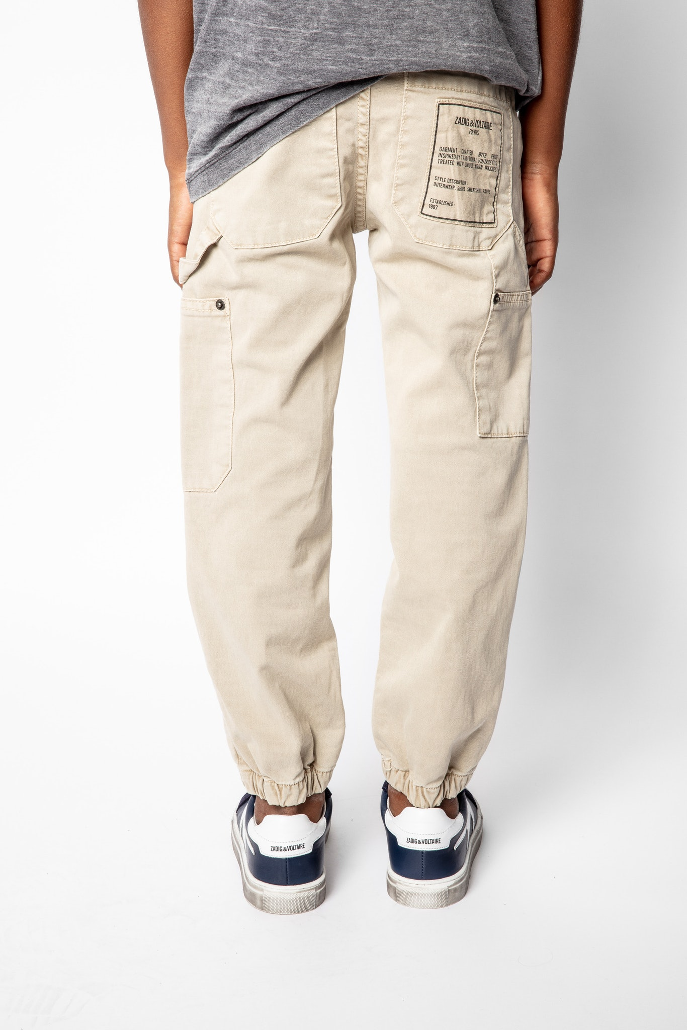 Pantalón Theo Infantil