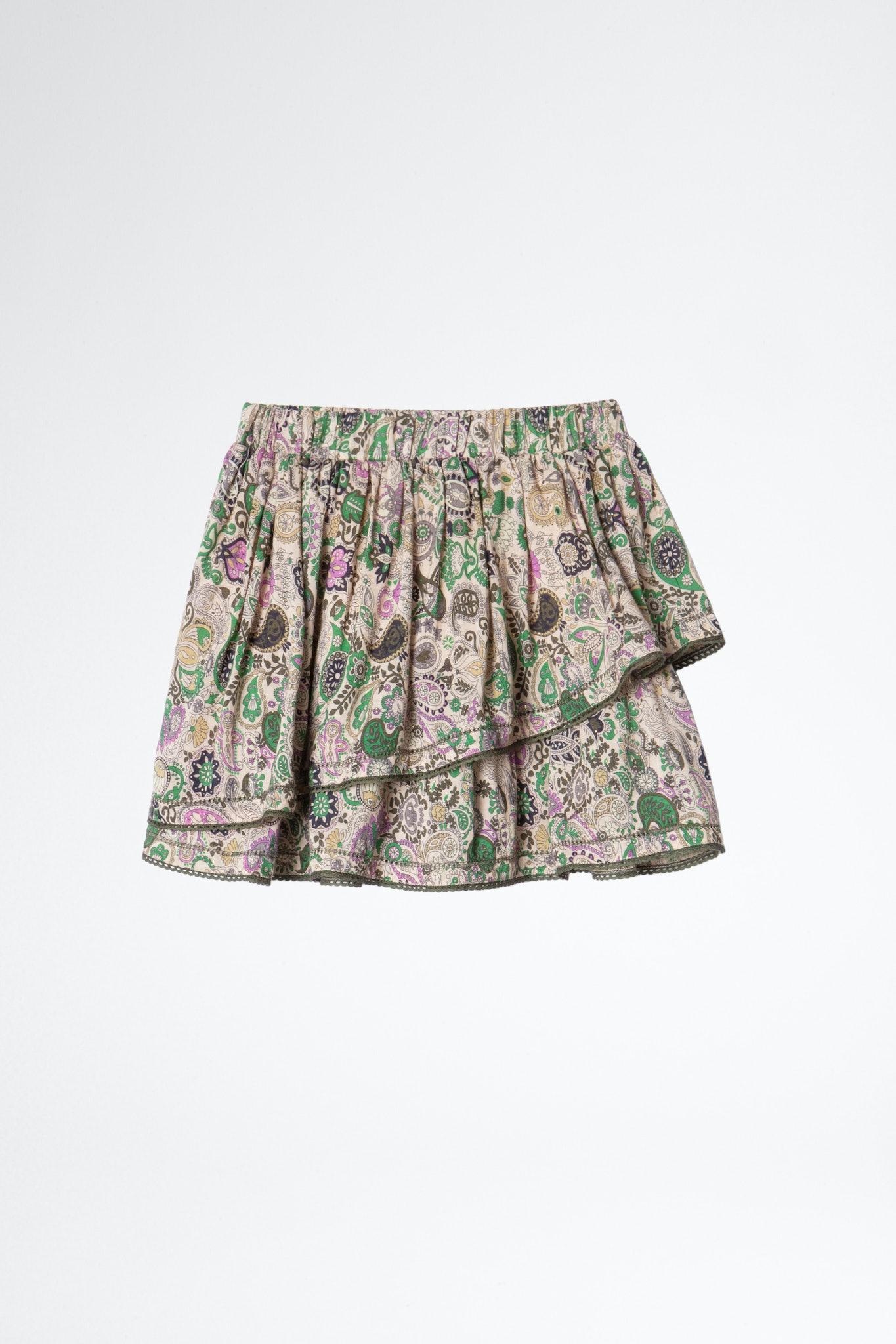 Child's Alexa Skirt