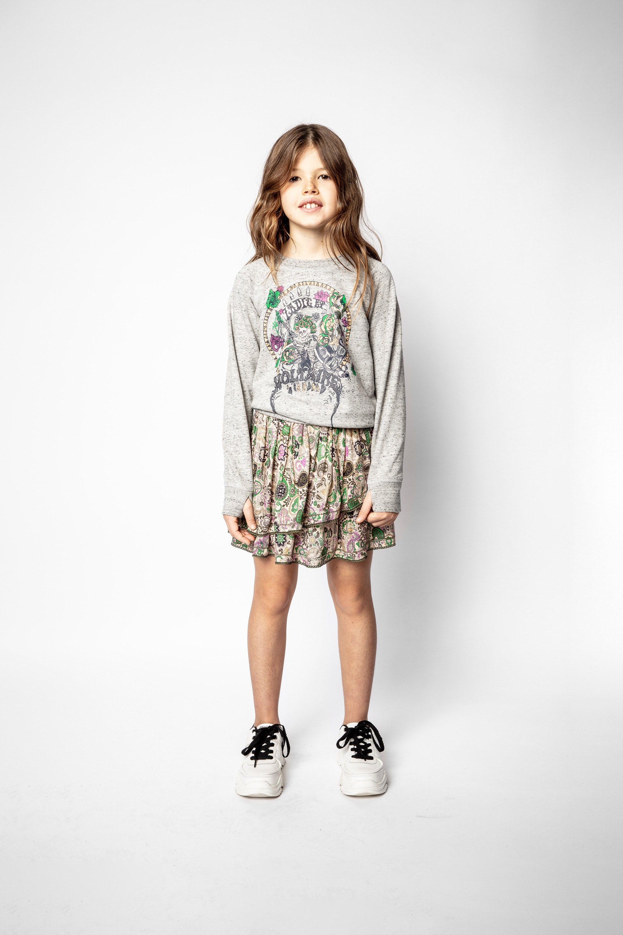 Child's Alexa Skirt