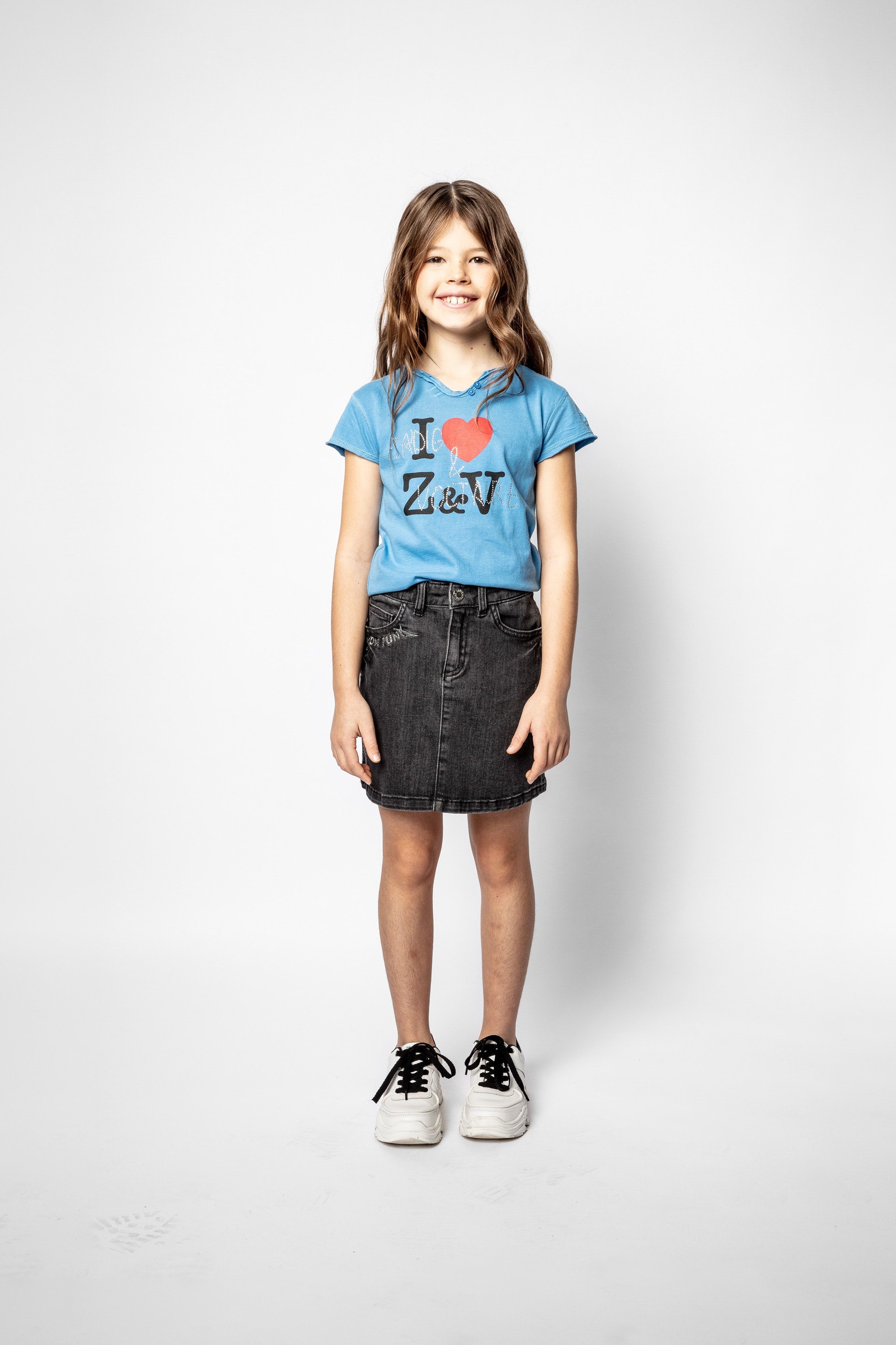 Child's Ann Skirt