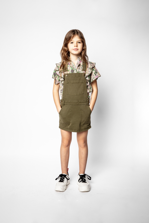Vestido Kais Infantil