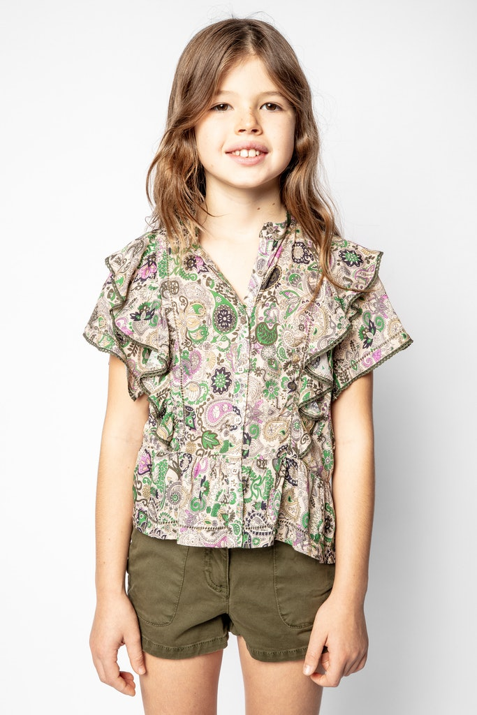 Child's Sahara Shirt