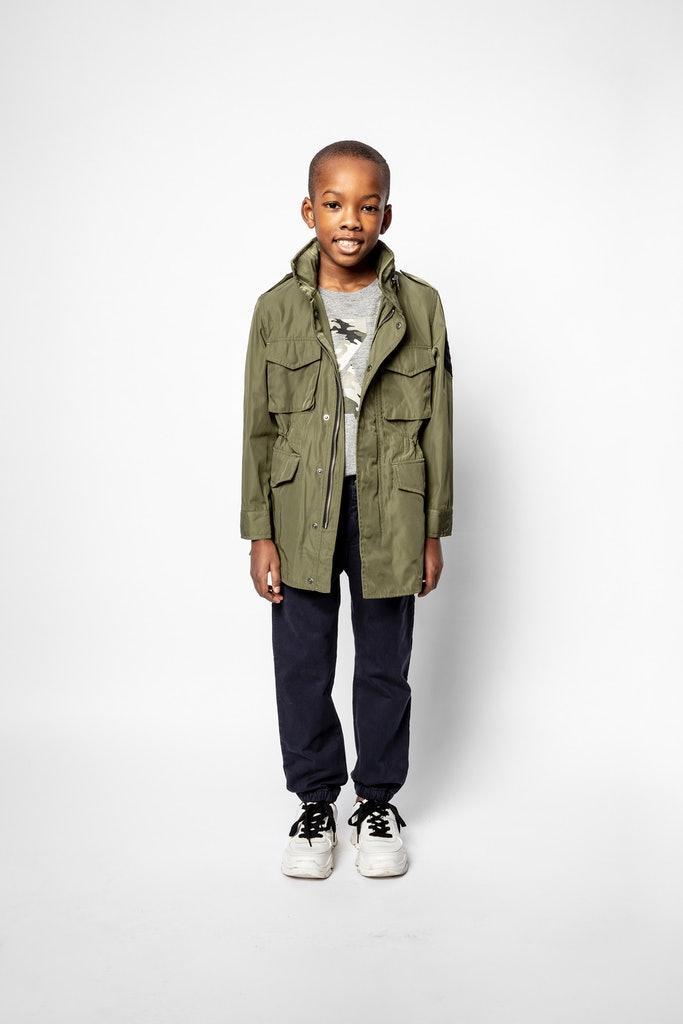 Child's Bernard Parka