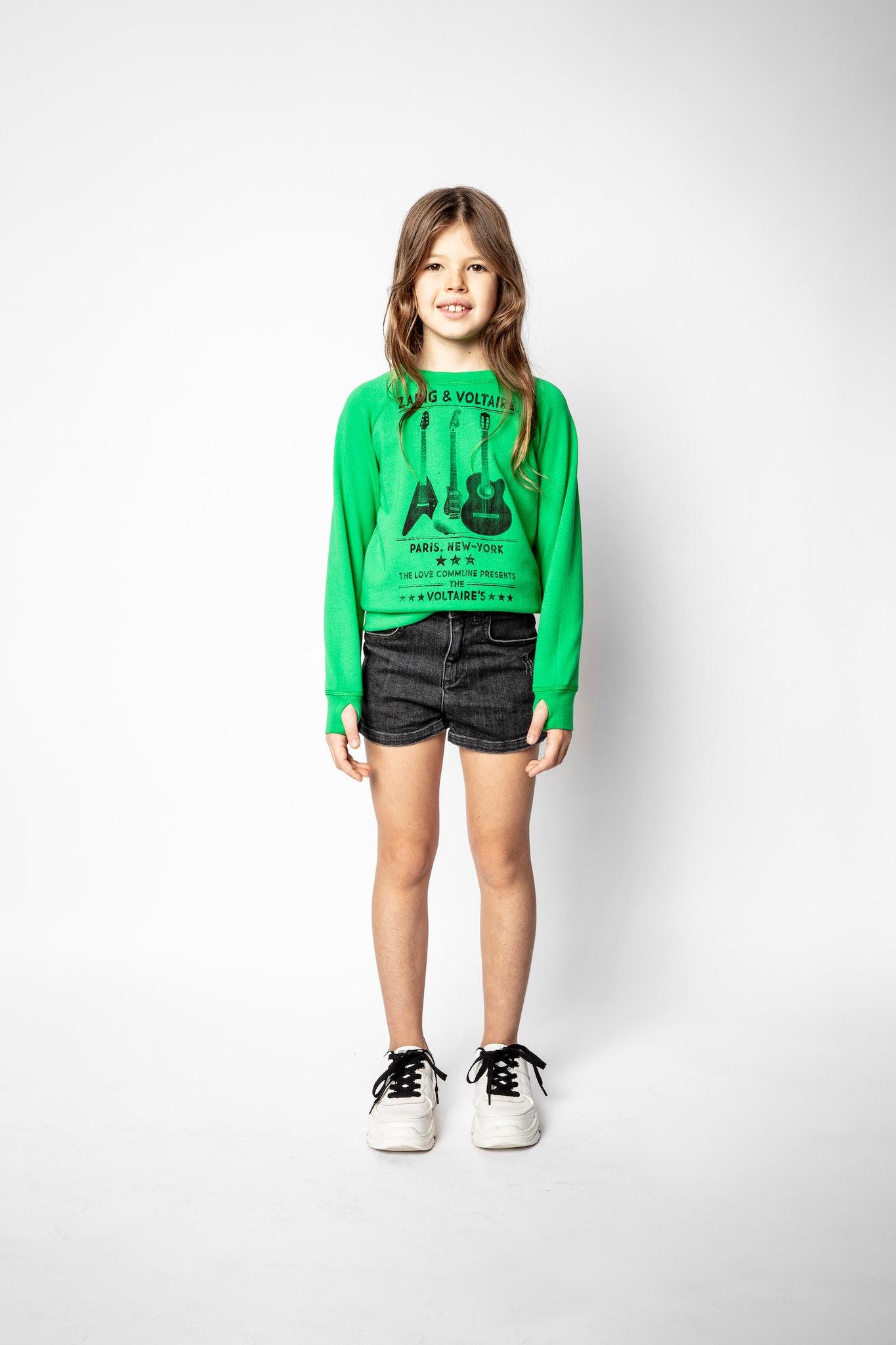 Short Elle Infantil