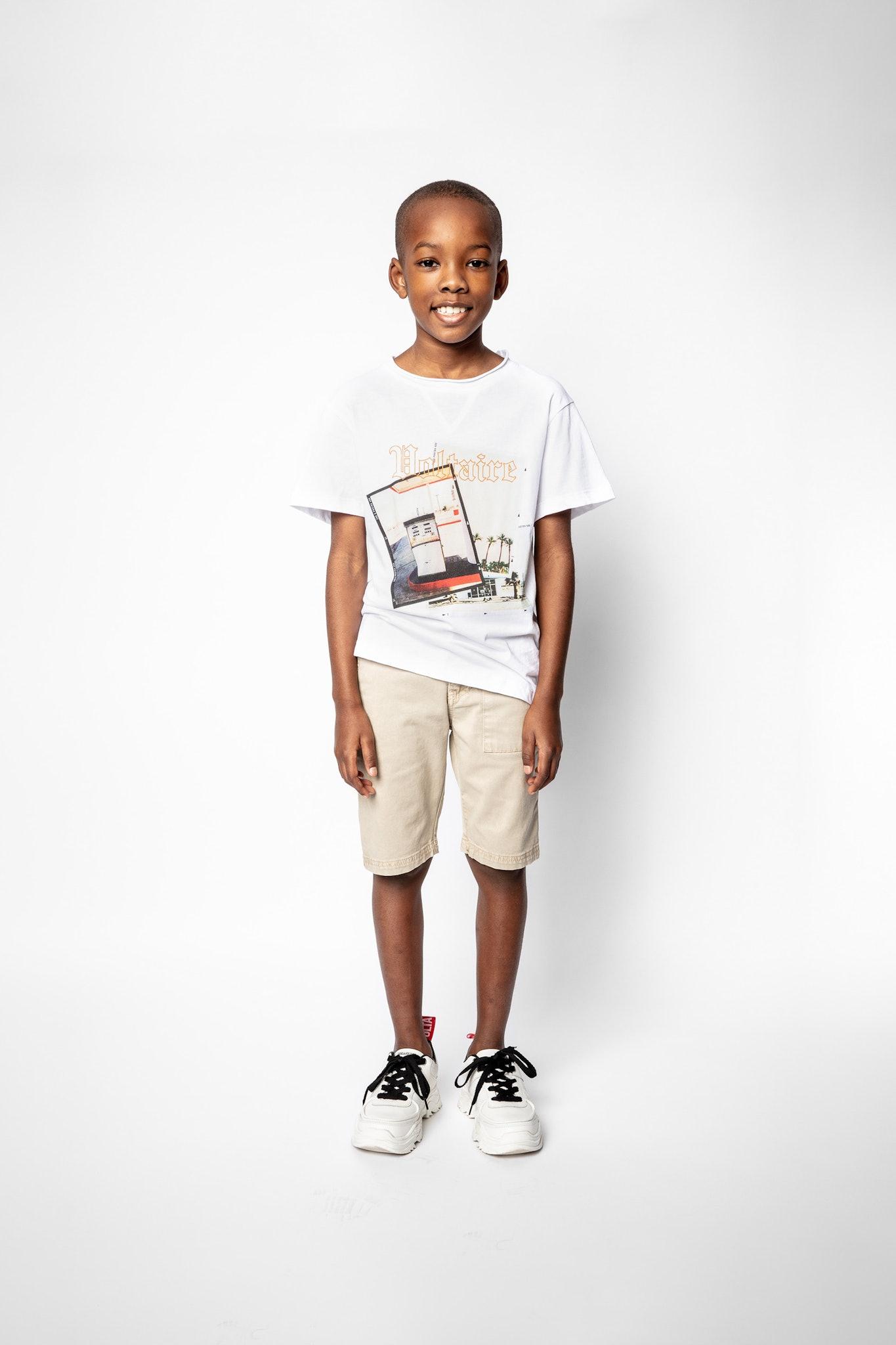 Short Lucas Enfant
