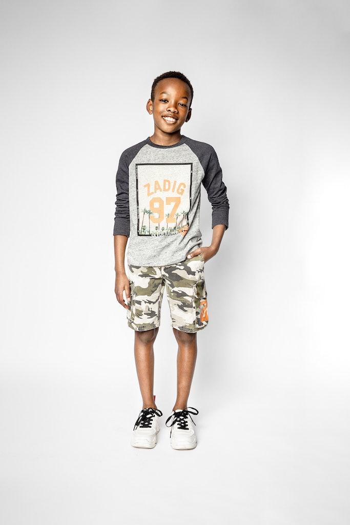 Child's Lucas shorts