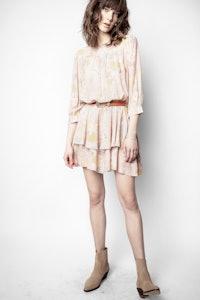 Robe Rooka Print Glam