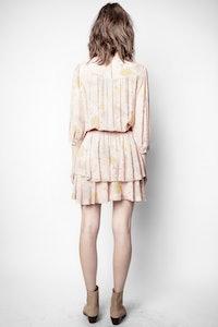 Kleid Rooka Print Glam