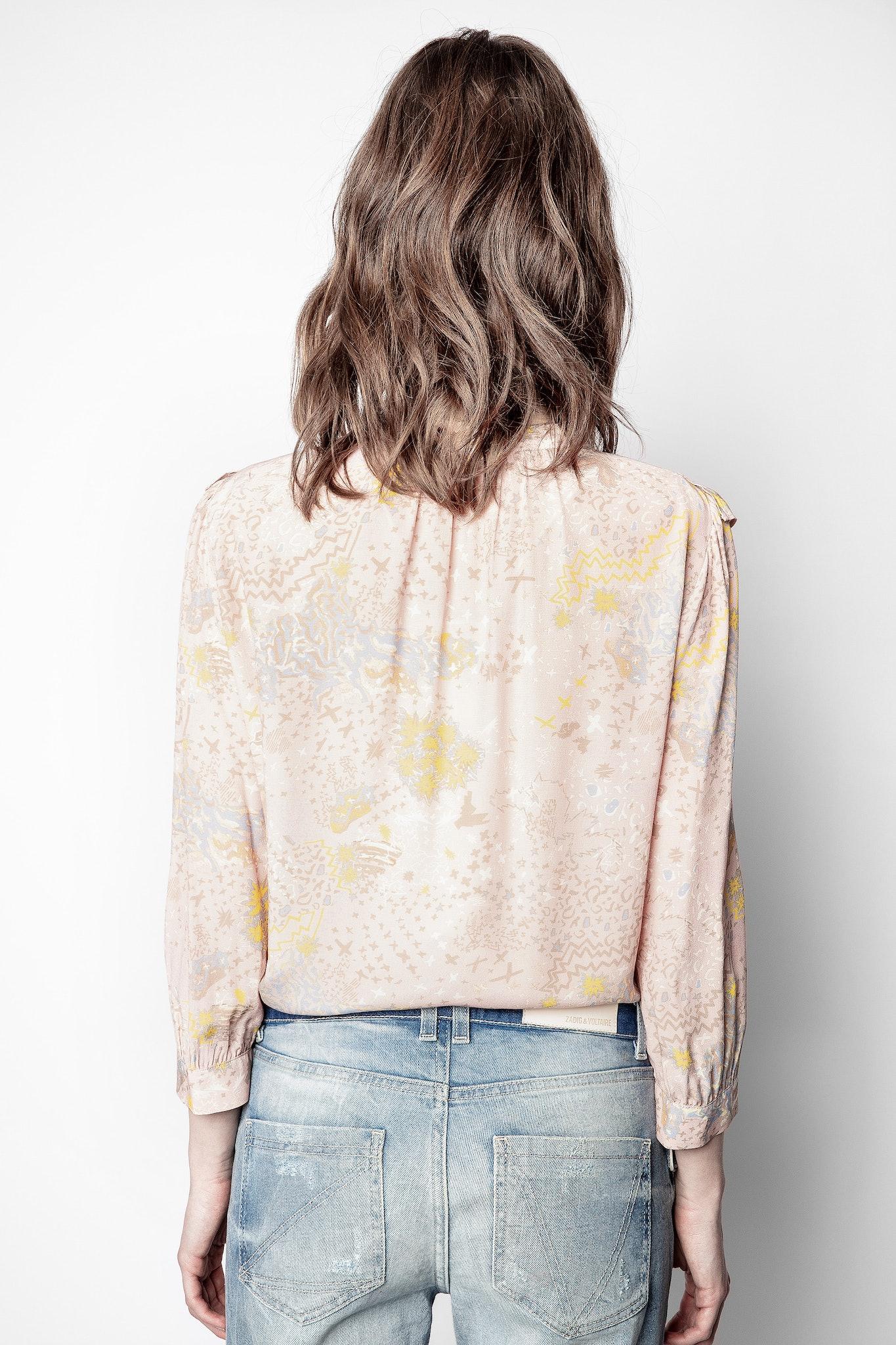 Camicia Tygg Print Glam Rock