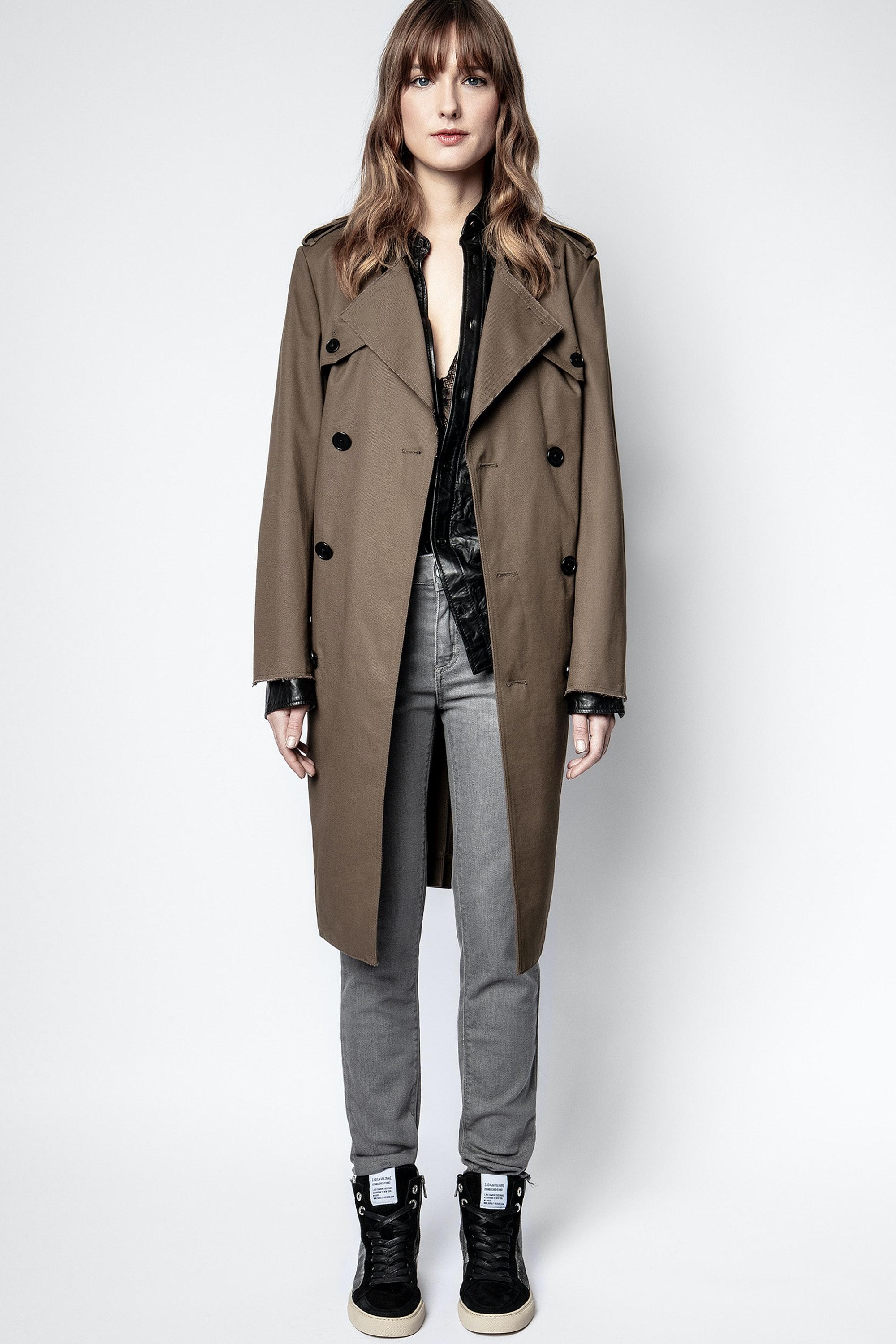 Mia Trench Coat