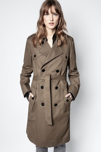 Mantel Mia Trench
