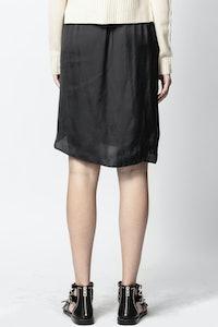 Jiji Satin Skirt