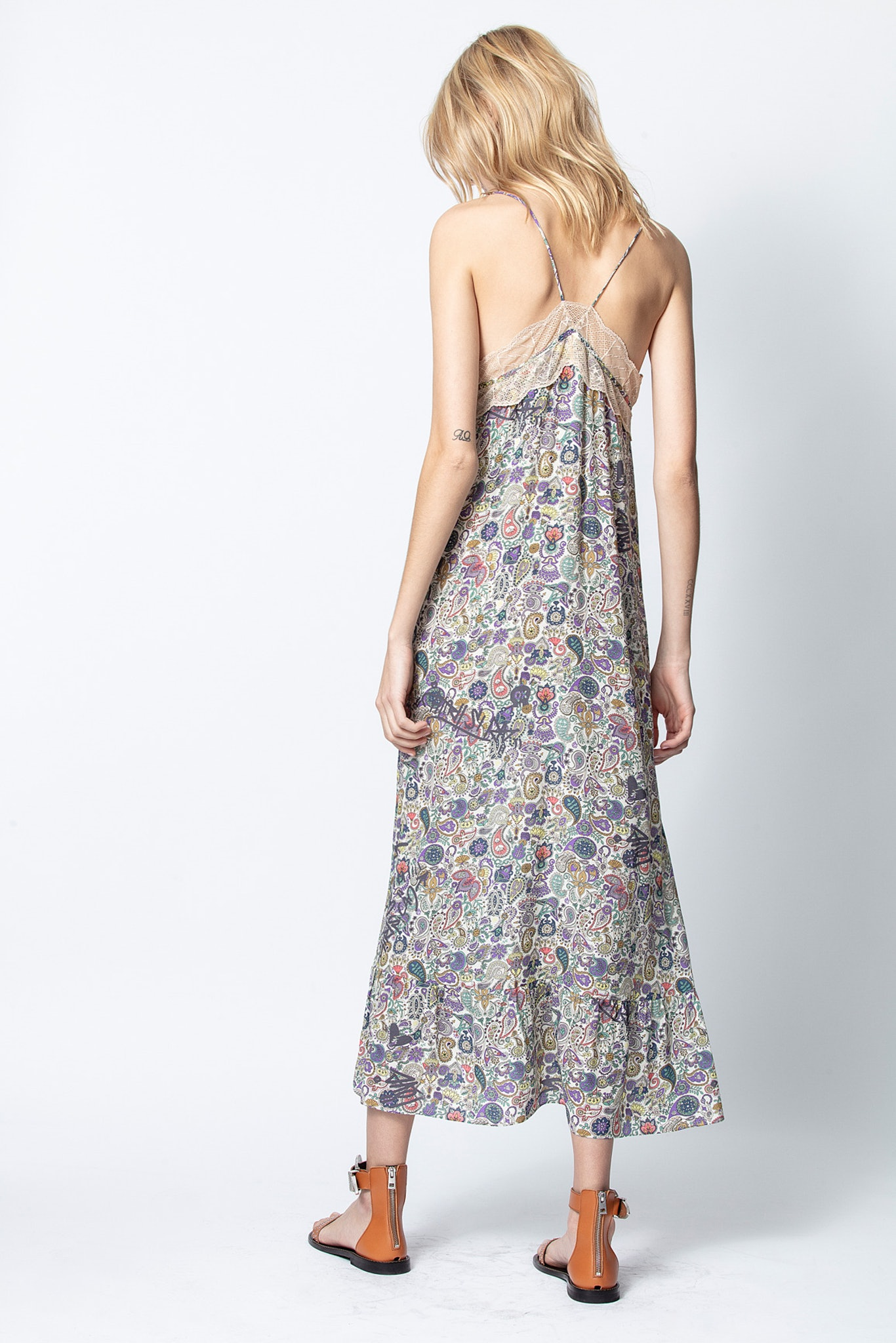 Kleid Revel Print Mandala