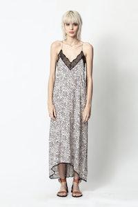 Risty Print Hortensia Dress