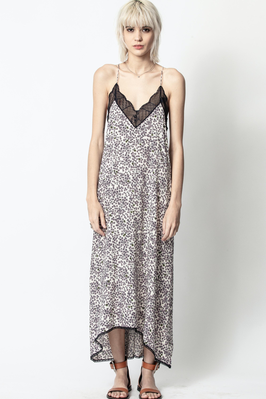 Kleid Risty Print Hortensia