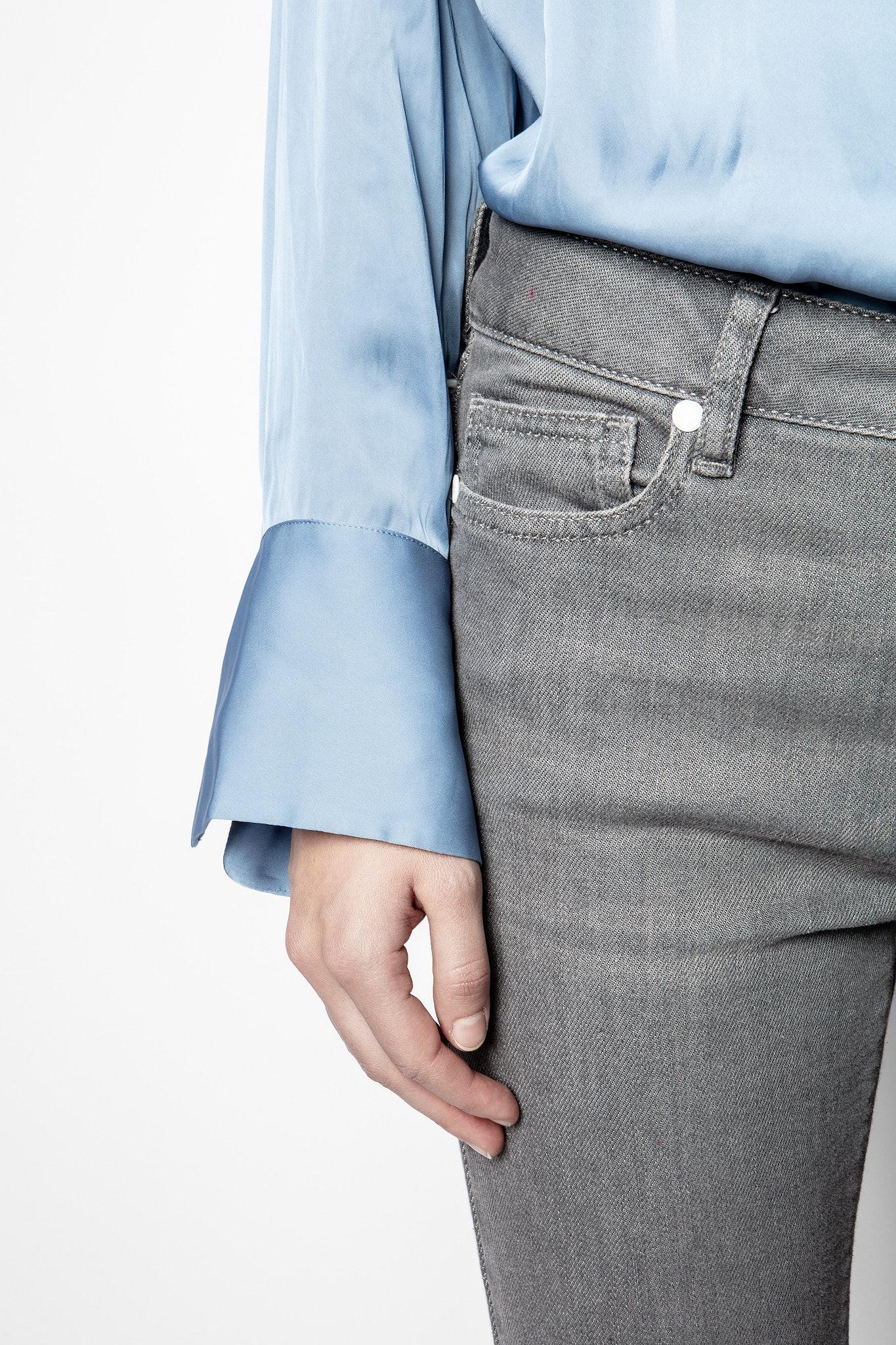 Camicia Trent Satin
