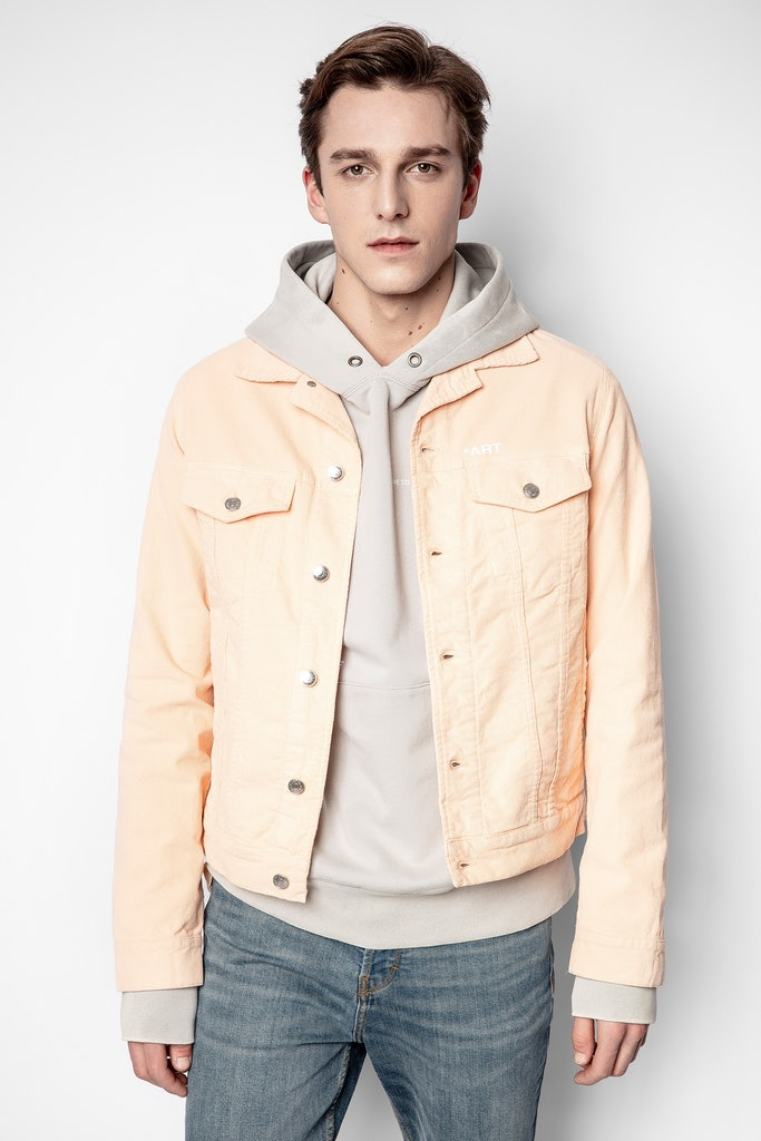 Base Velvet Jacket