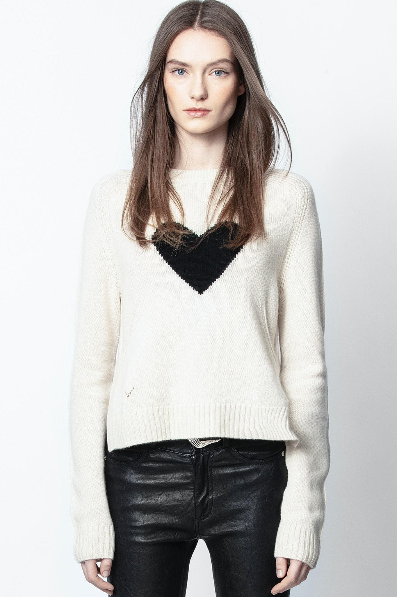 Pullover Lili Heart Kaschmir