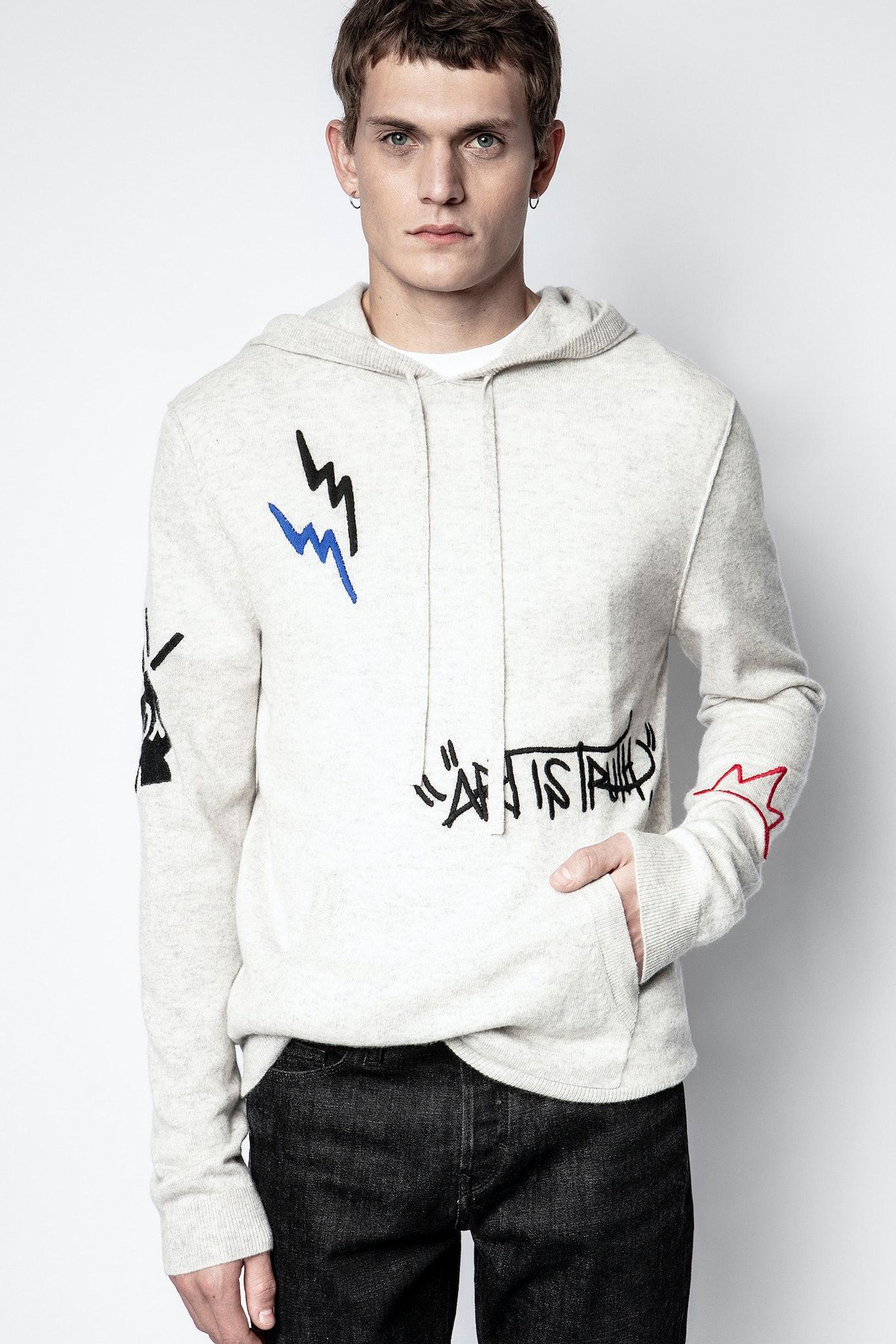 Clay Cashmere Jormi Sweater