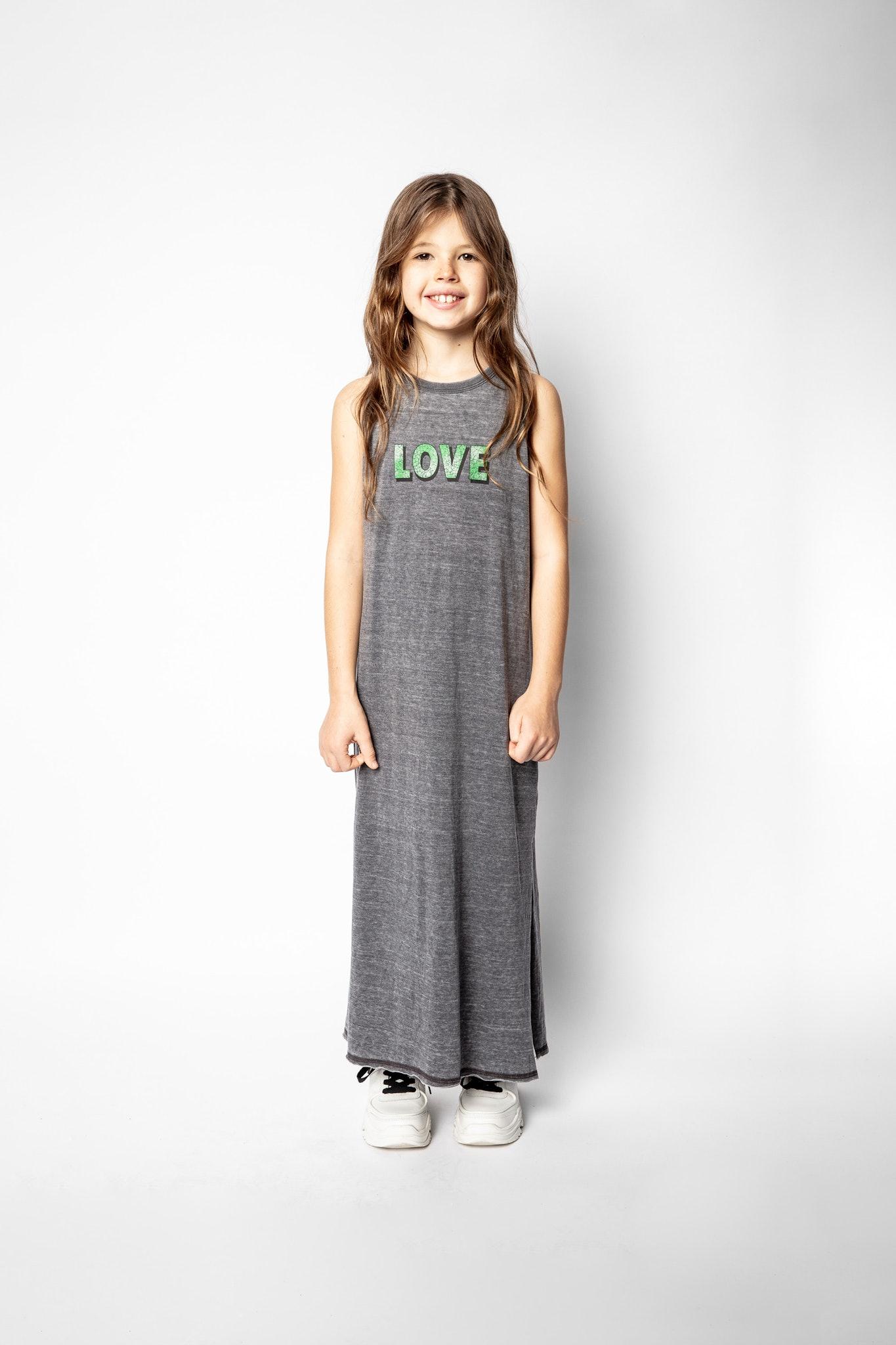 Child's Heiden dress
