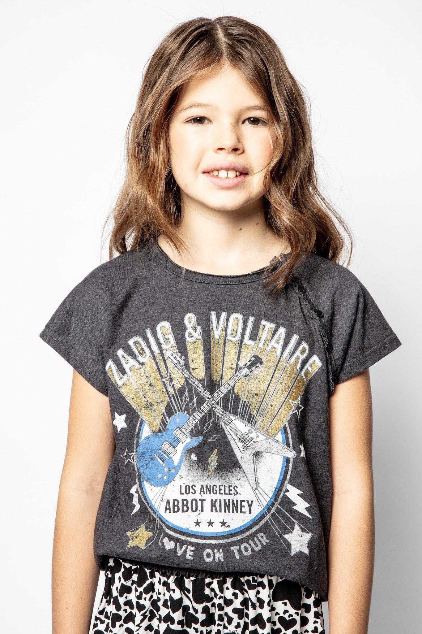 Camiseta Deva Infantil
