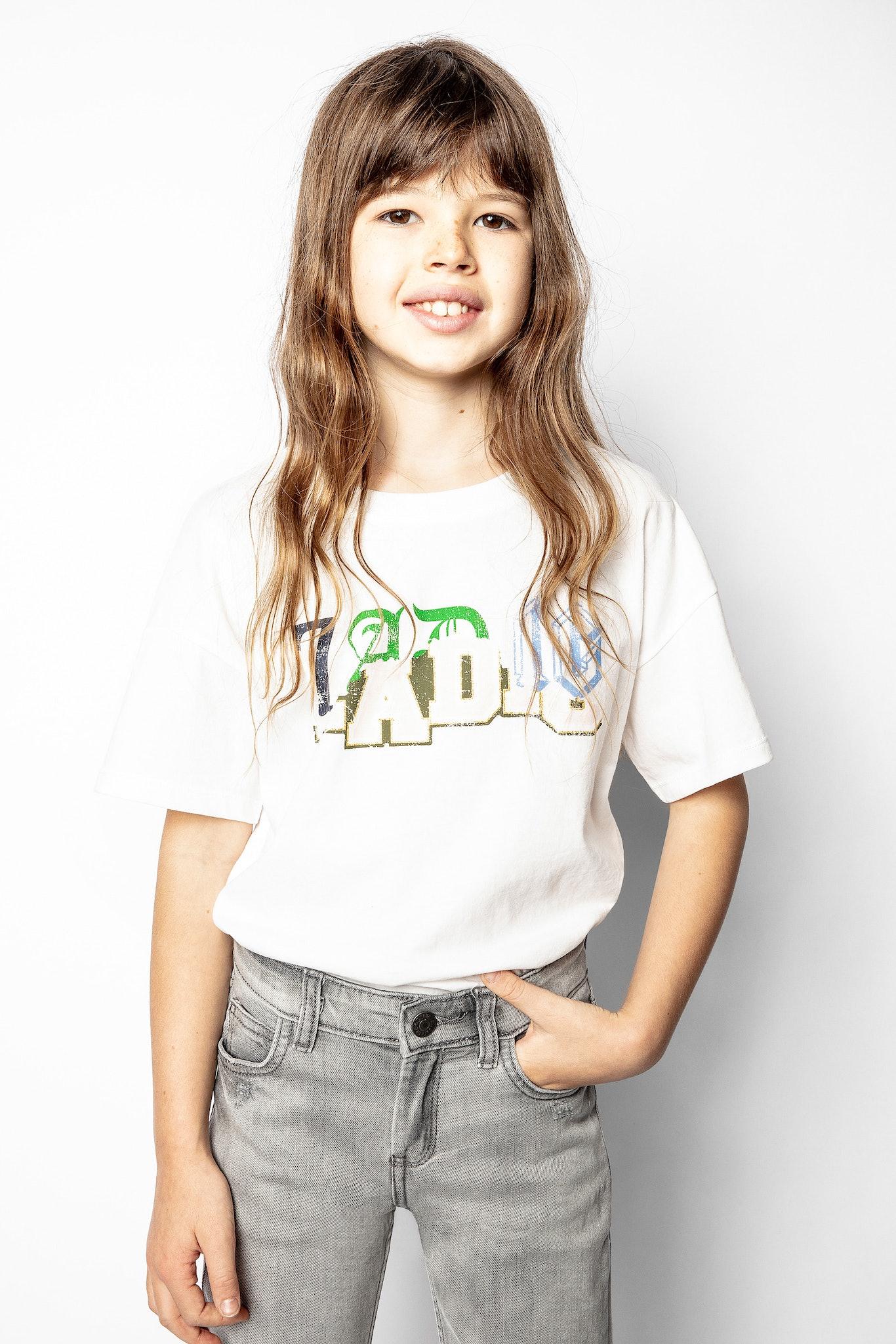 Kinder-T-Shirt Jo