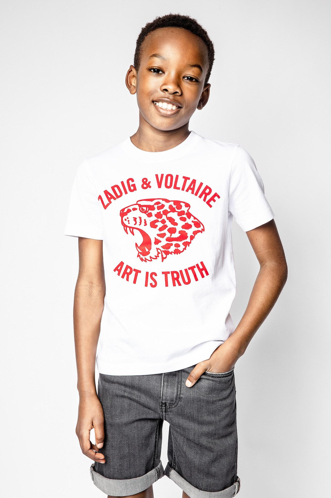 Kinder-T-Shirt Kita