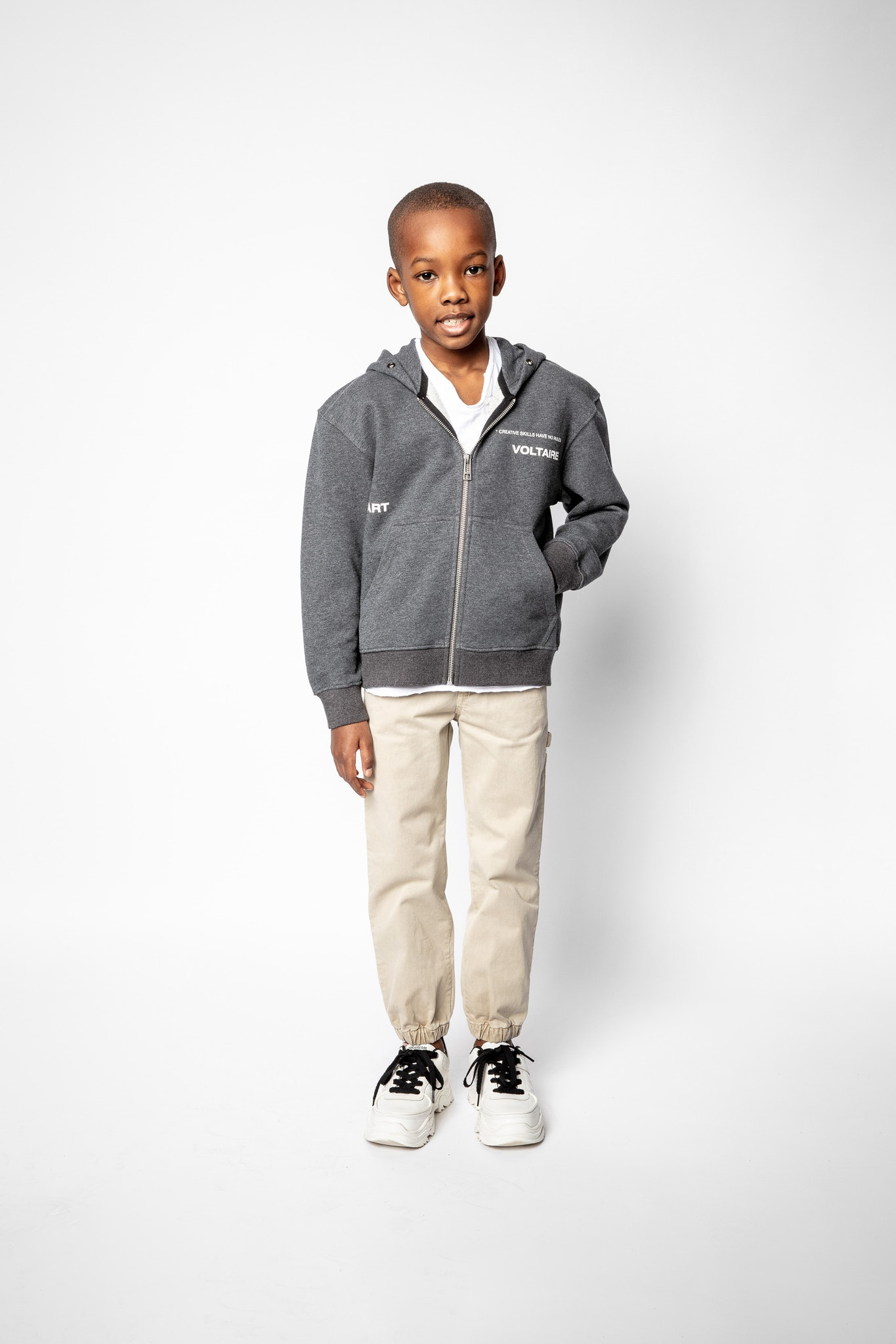 Child's Hank cardigan