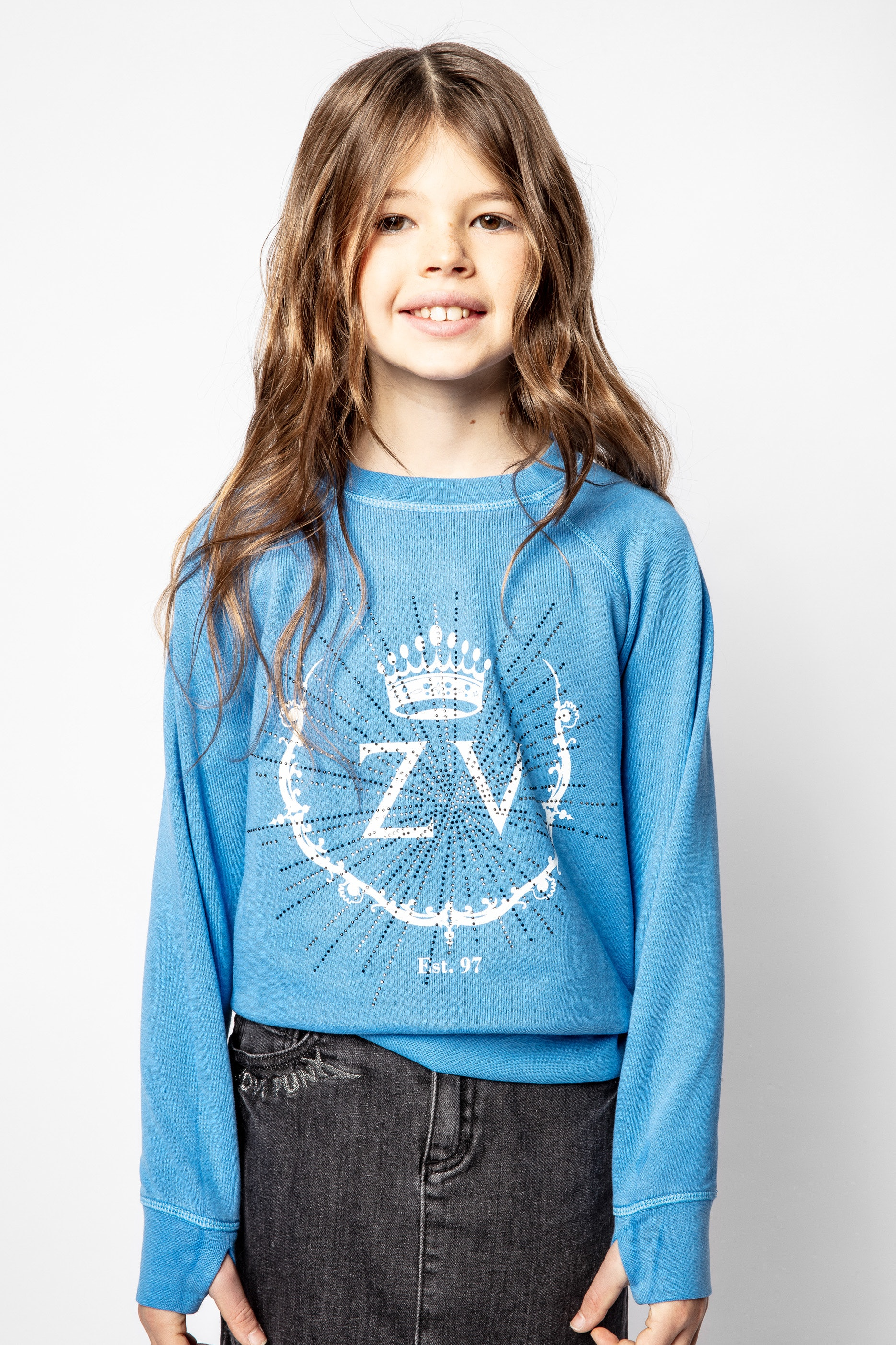 Child's Fame sweatshirt