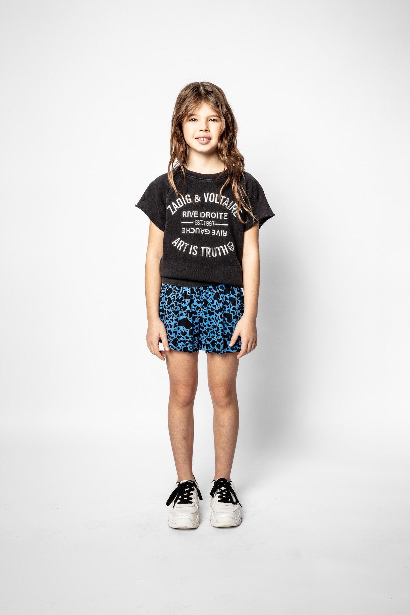 Sweatshirt Portland Enfant