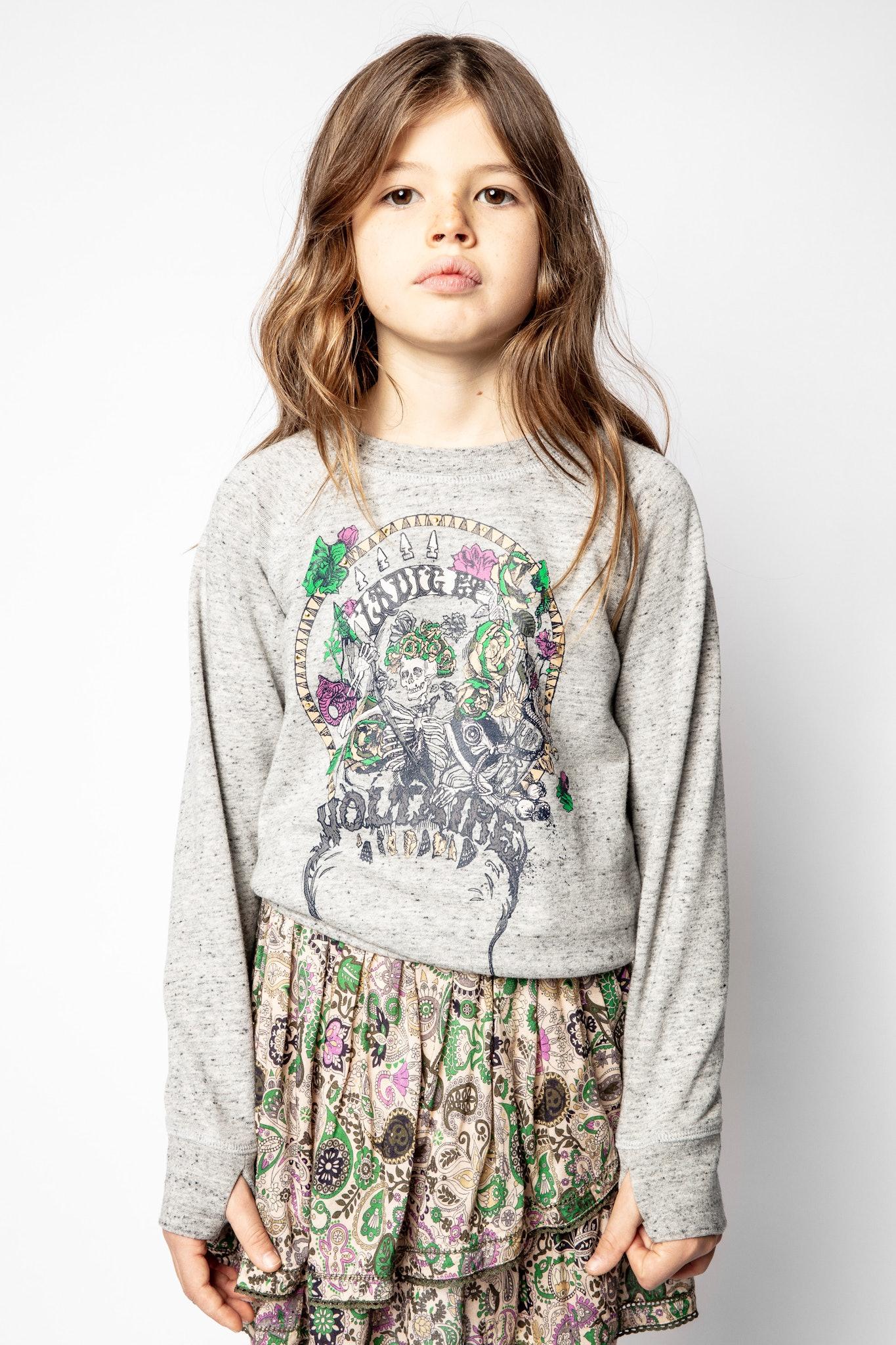 Child's Fame sweatshirt