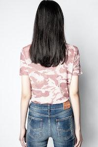T-Shirt Awa Camou