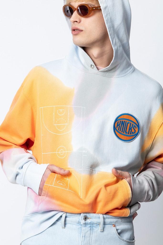 Sudadera Sanchi NY Knicks