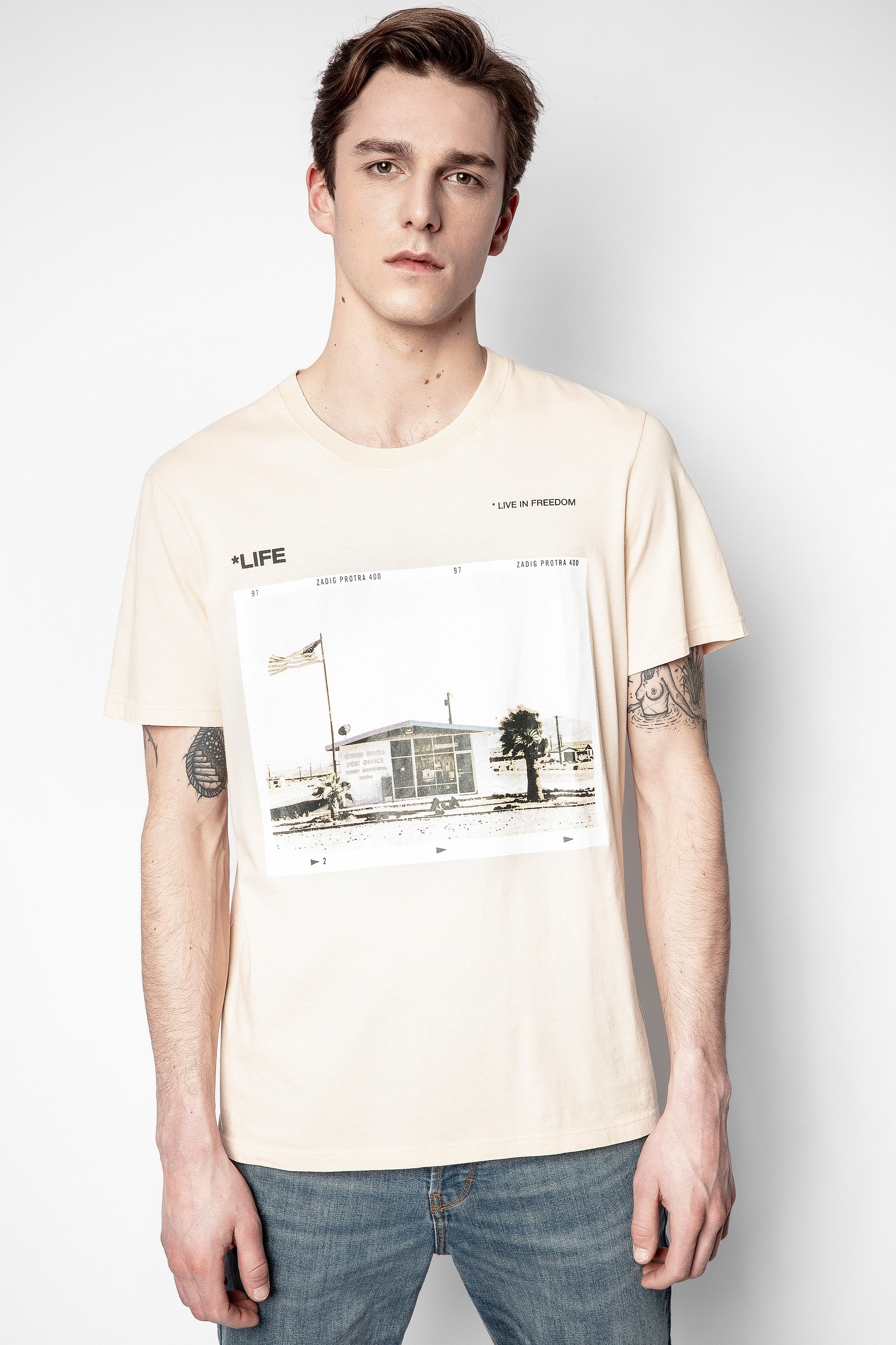 Ted Life Photoprint T-shirt
