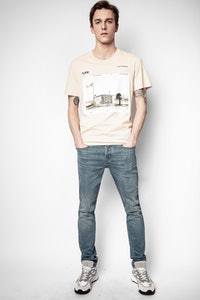 T-Shirt Ted Life Photoprint