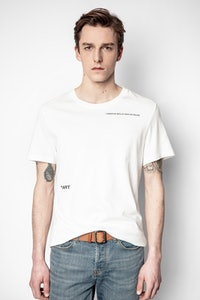 Ted Art Photoprint T-Shirt