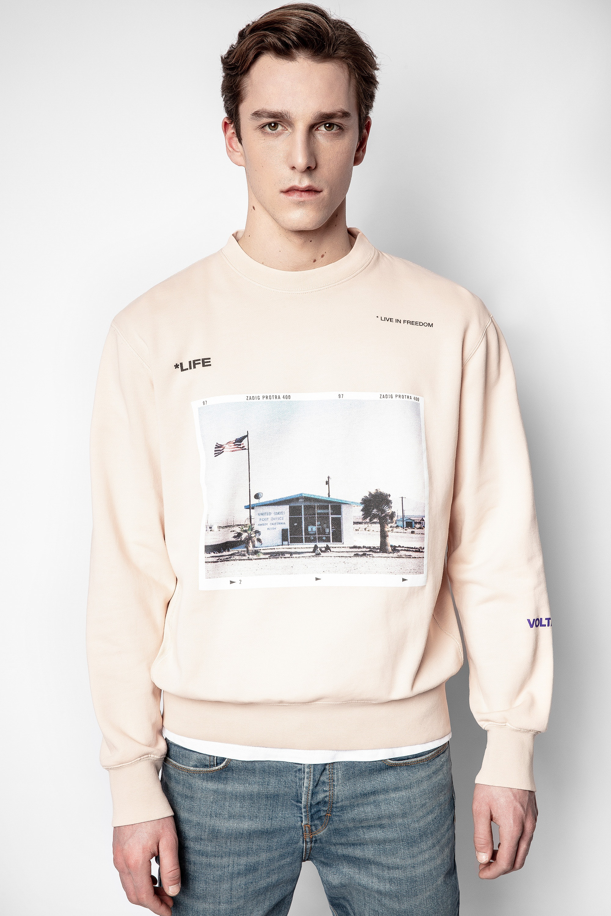 Simba Life Photoprint Sweatshirt