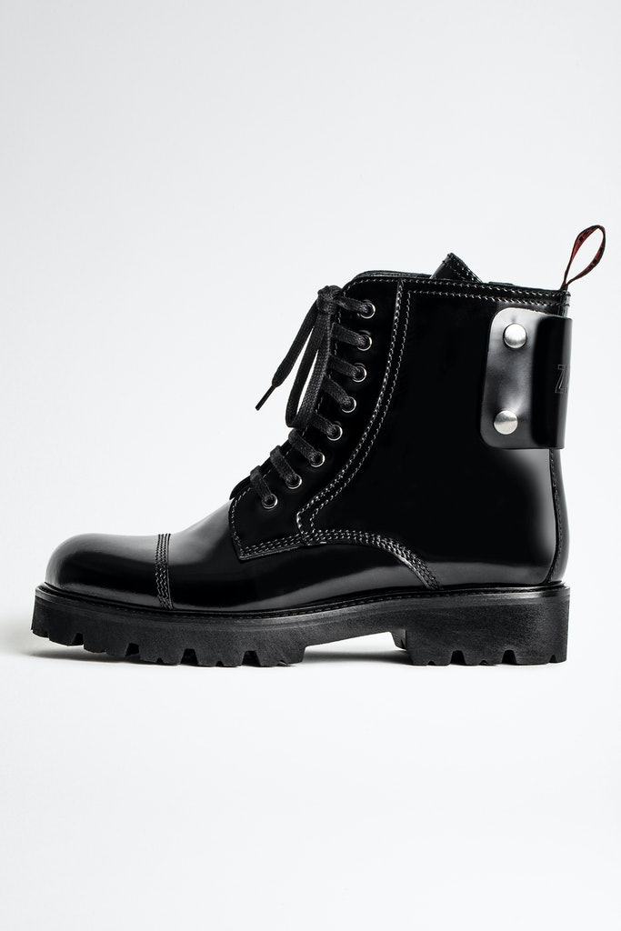 Morisson Military Boots