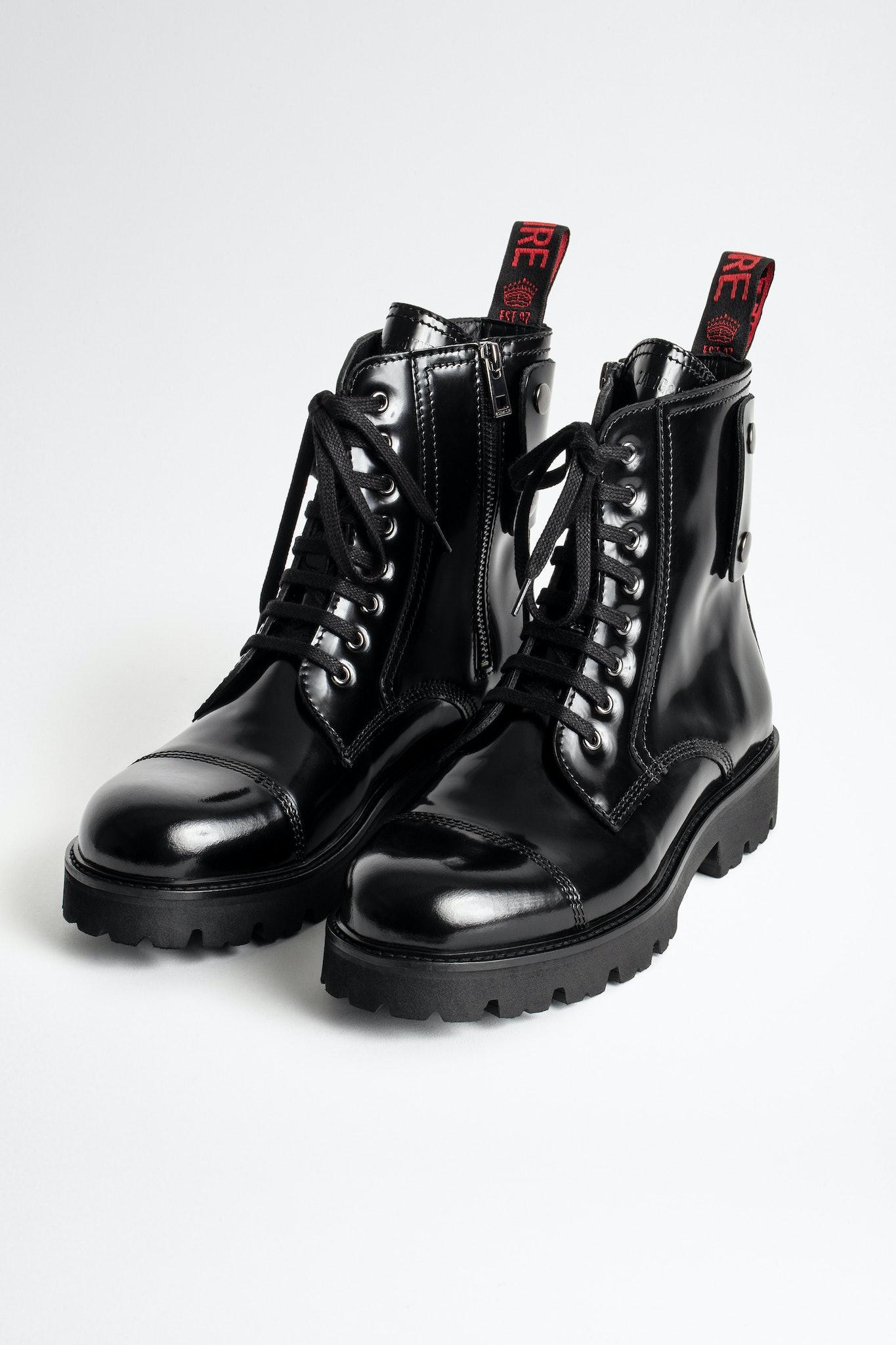 Morisson Military Boots