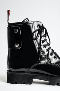 Bottines Morisson
