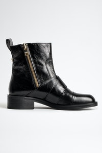 Empress Ankle Boots