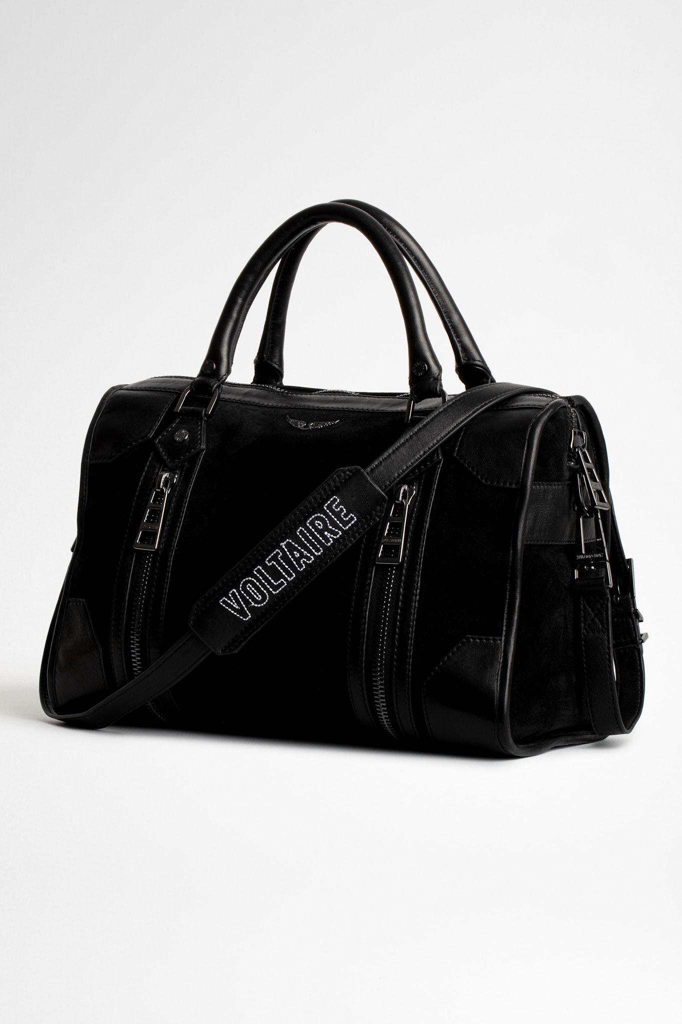 Sunny Medium #2 Suede Bag