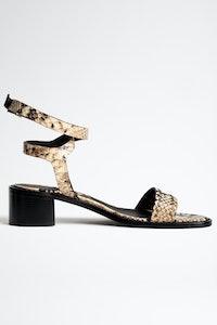 Sandales Ever Heel