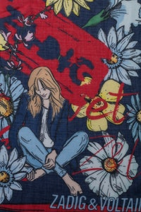 Halstuch Kerry Grafitti