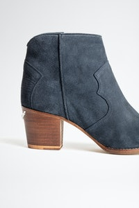 Bottines Molly Suede